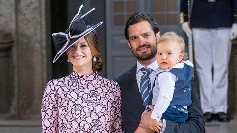 El segundo hijo de Carlos Felipe de Suecia ya tiene nombre: Gabriel Carl Walther