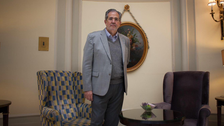 Foto: Miguel Henrique Otero, presidente editor de 'El Nacional' (Brenda Valverde).