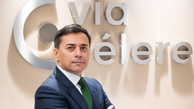 Ignacio Morales, consejero delegado de Vía Célere.