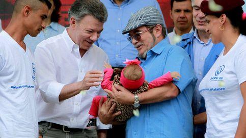 Santos da por cerrado el conflicto con las FARC