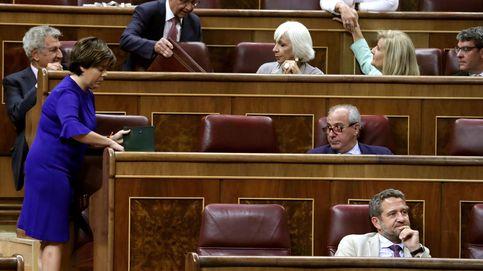 Las incompatibilidades dificultan el paso de Santamaría a las grandes del Ibex