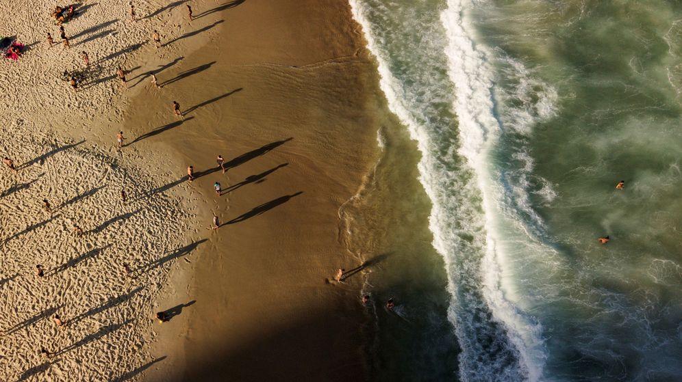 Foto: Playa de Copacabana, en Río de Janeiro, Brasil (Reuters)