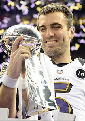 Flacco y la defensa consiguen el triunfo para unos Ravens que fueron mejores que los 49ers