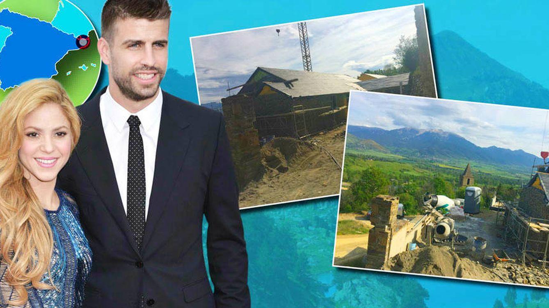 Todos los detalles de la nueva casa de Shakira y Piqué en el Pirineo catalán