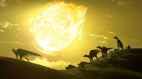 Los volcanes no mataron a los dinosaurios; un meteorito, sí