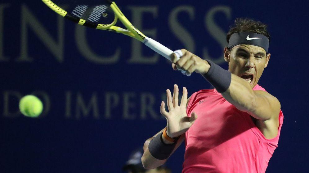 Foto: El tenista español Rafael Nadal. (EFE)