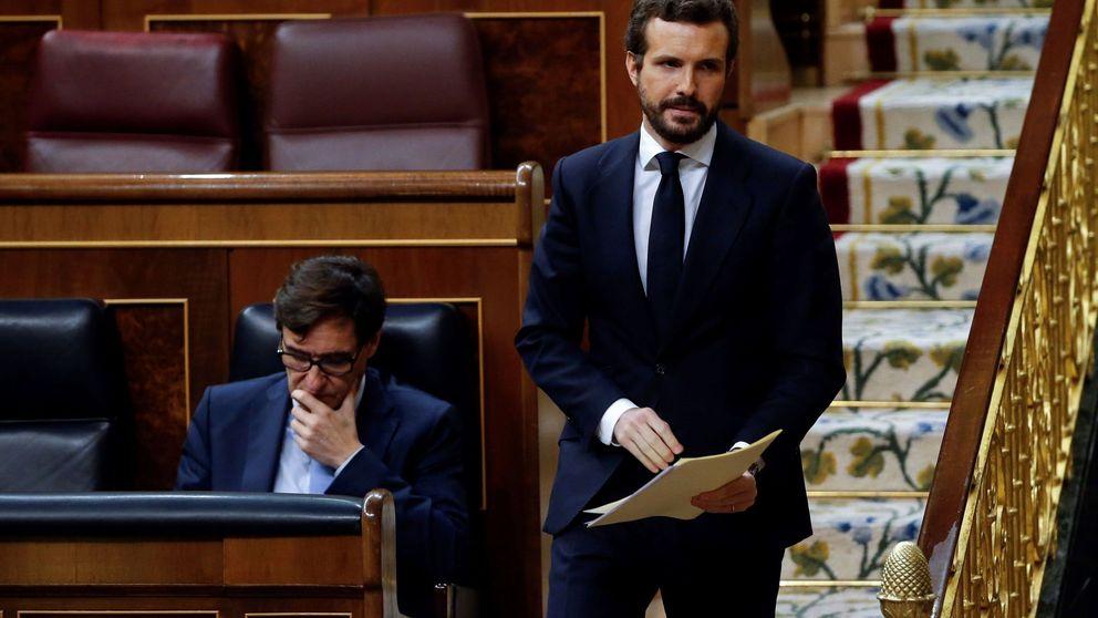 Sánchez incendia la oposición antes de iniciar la ronda para los nuevos pactos
