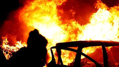 Johnson condena la violencia tras días de disturbios y cócteles molotov en Irlanda del Norte