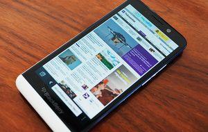 Probamos el BlackBerry Z30: ideal para 'workaholics'... y pocos más