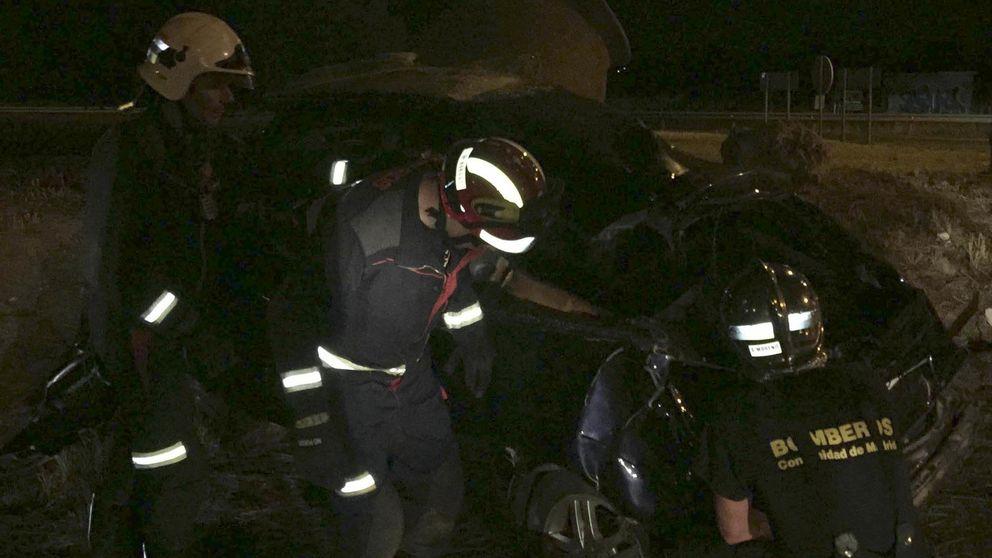 Dos hombres mueren en un accidente de tráfico en San Sebastián de los Reyes