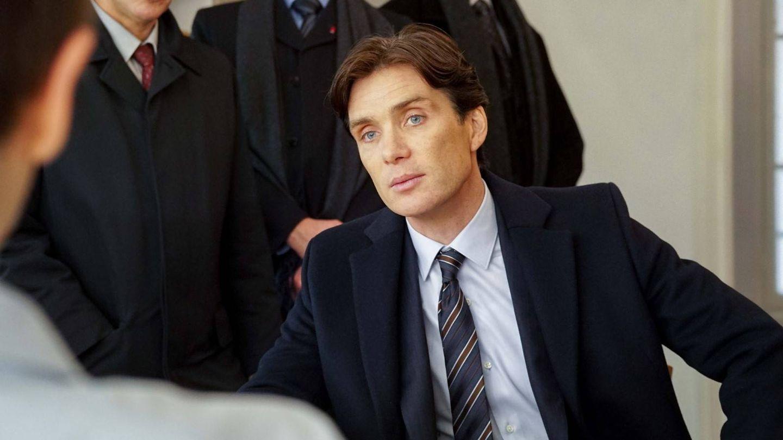 Cillian Murphy es Lenny Miller, de la Interpol. (EOne)