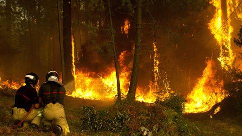 La sequía y los incendios planean sobre el aniversario del infierno gallego de 2017