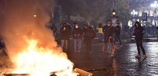Post de Decenas de detenidos y disturbios en varias ciudades italianas por el toque de queda
