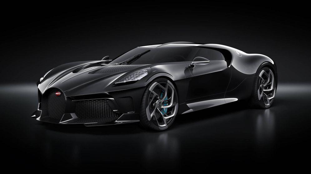 Foto: Bugatti La Voiture Noire, el coche más caro del mundo