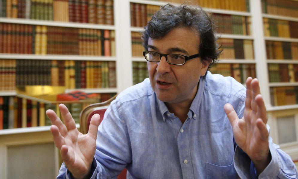 Foto: Javier Cercas en una imagen de archivo (Efe)