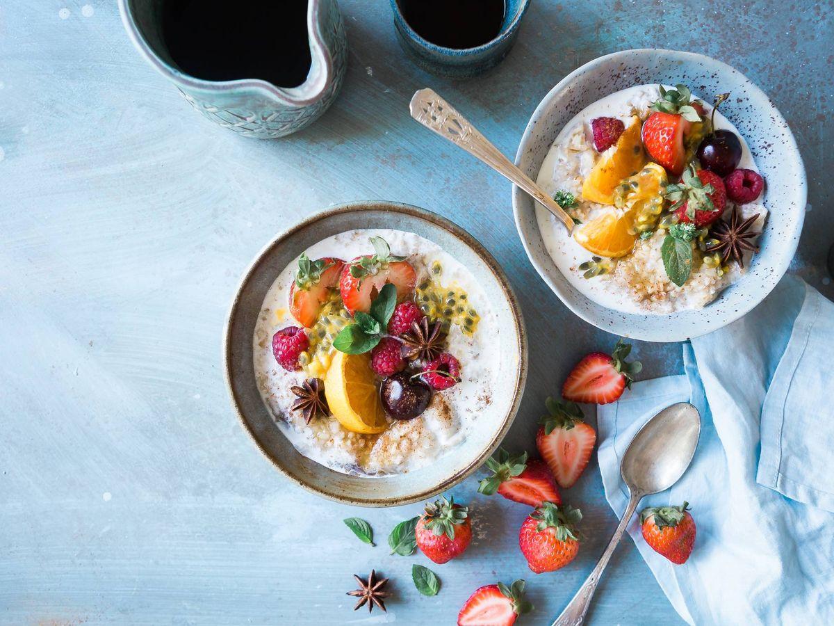 Foto: Te presentamos la dieta de la longevidad. (Brooke Lark para Unsplash)