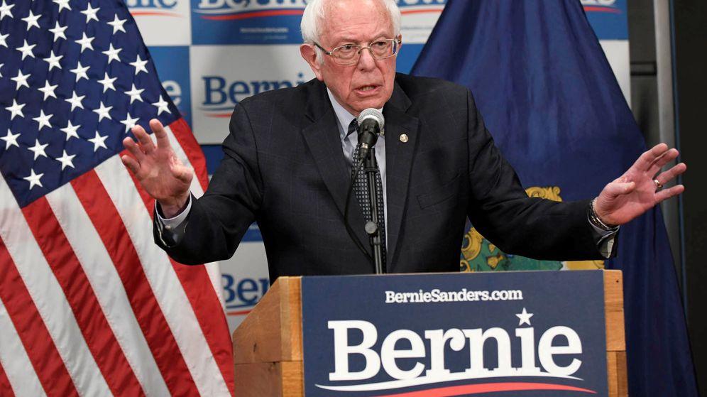Foto: Bernie Sanders. (Reuters)