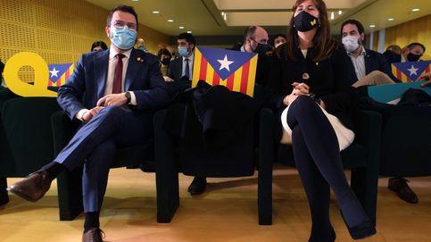JxCAT y la CUP se preparan para humillar a Aragonès con una investidura fallida