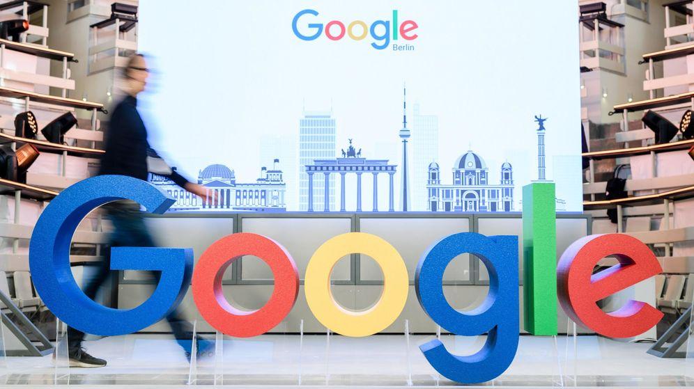 Foto: Oficina de Google en Berlín. (EFE)