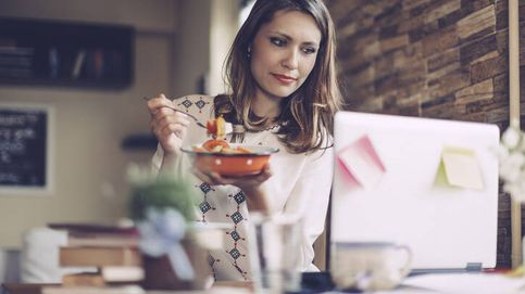 Cinco snacks saludables para que el teletrabajo no te engorde