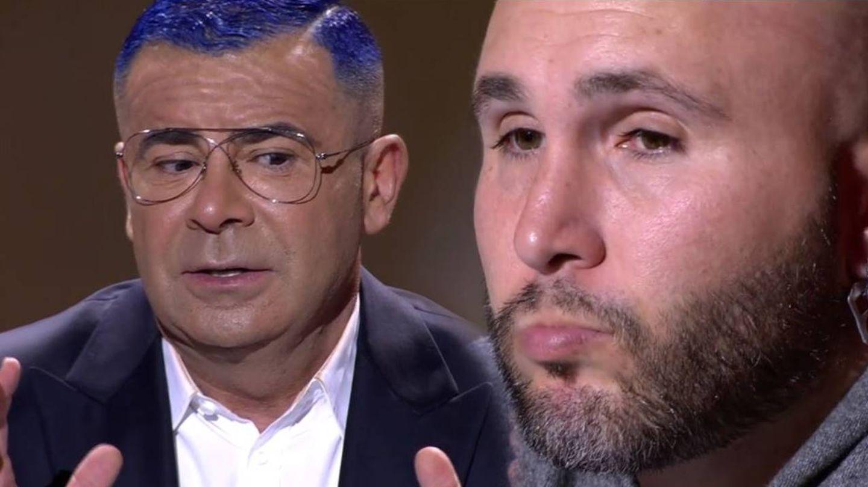 Jorge Javier Vázquez y Kiko Rivera. (Mediaset España)