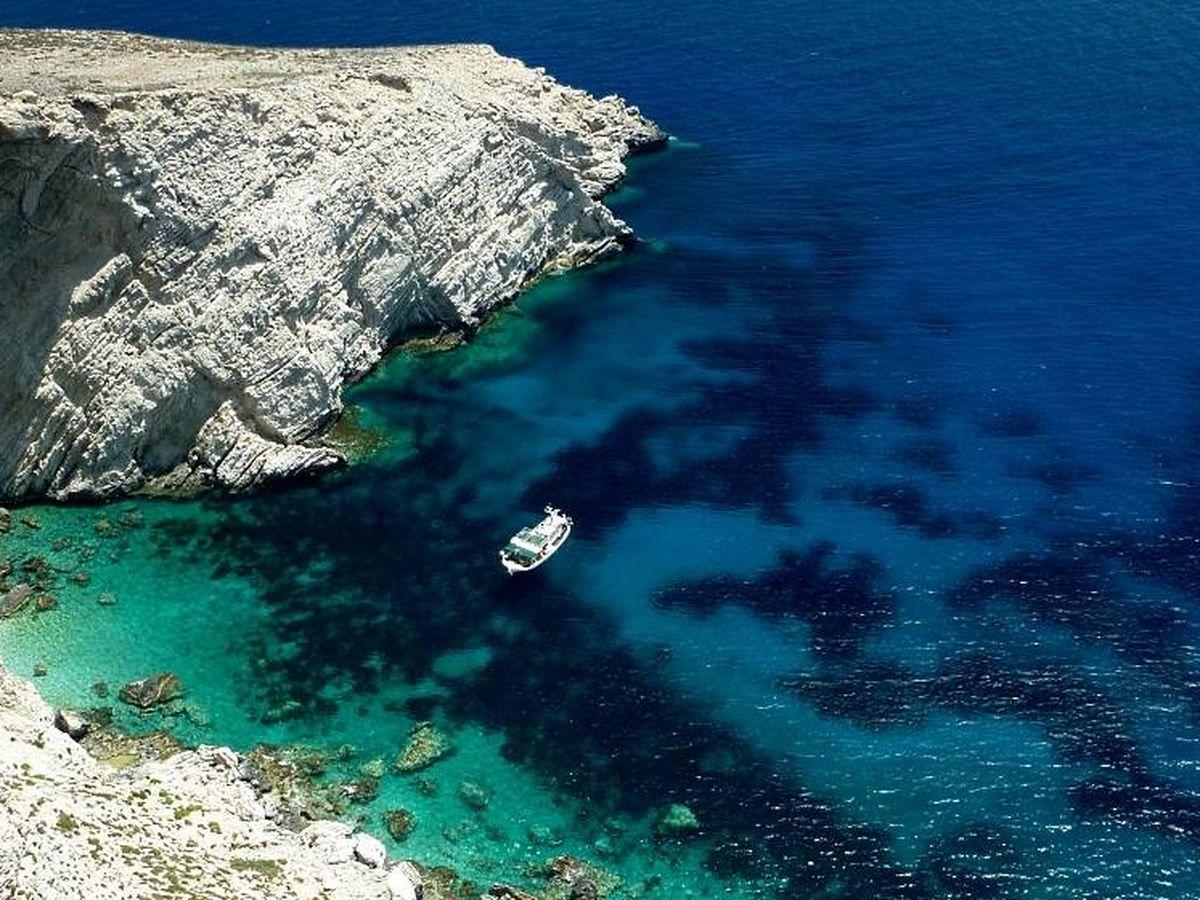 Foto: Antikythera, pulau yang mengundang ilmuwan hebat untuk mempelajari perubahan iklim.  (CC / Wikimedia Commons)
