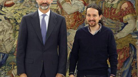 Pablo Iglesias: No estamos aquí por ser hijos de nadie ni por tener sangre azul