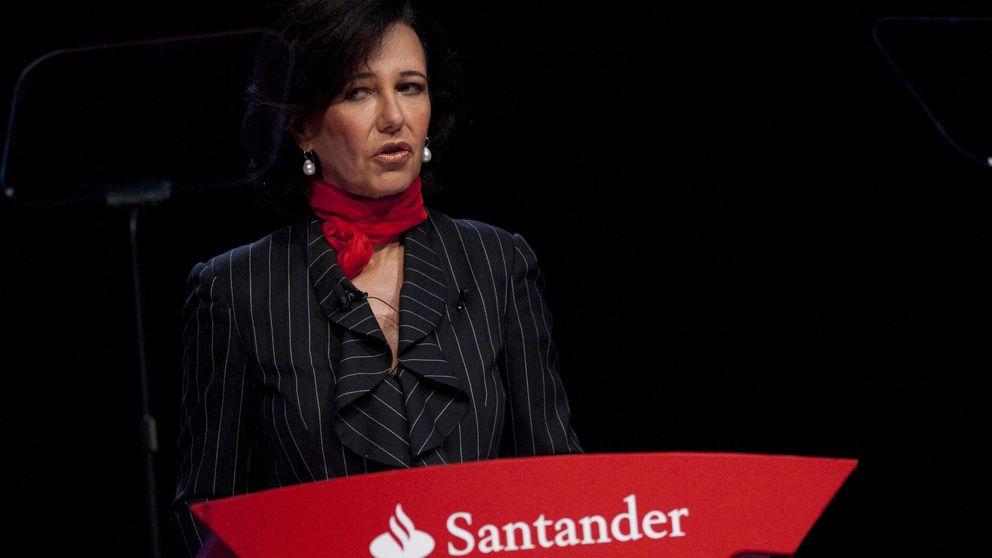 Santander tendrá el 40% del ladrillo tóxico de la banca cotizada