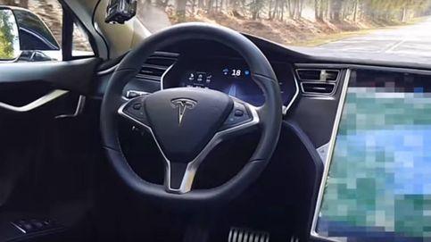 Las mayores locuras al volante del Tesla con el piloto automático activado