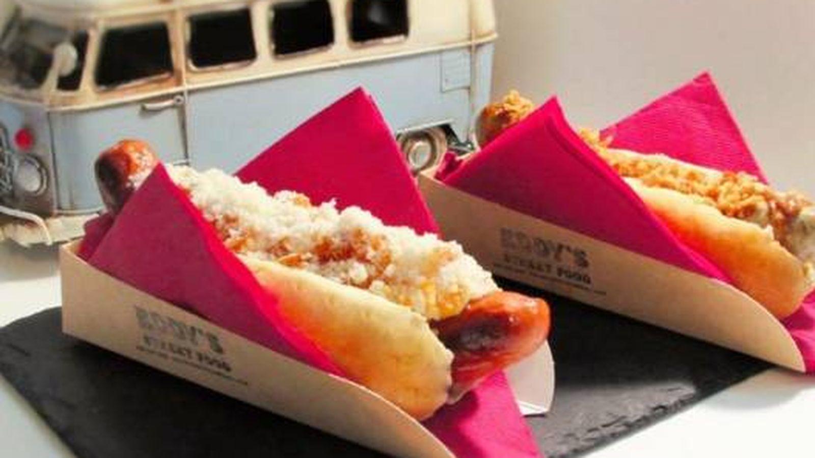 Foto: Aquí vienen los perritos calentitos de Eddy's a bordo de su 'food truck' muy 'vintage'