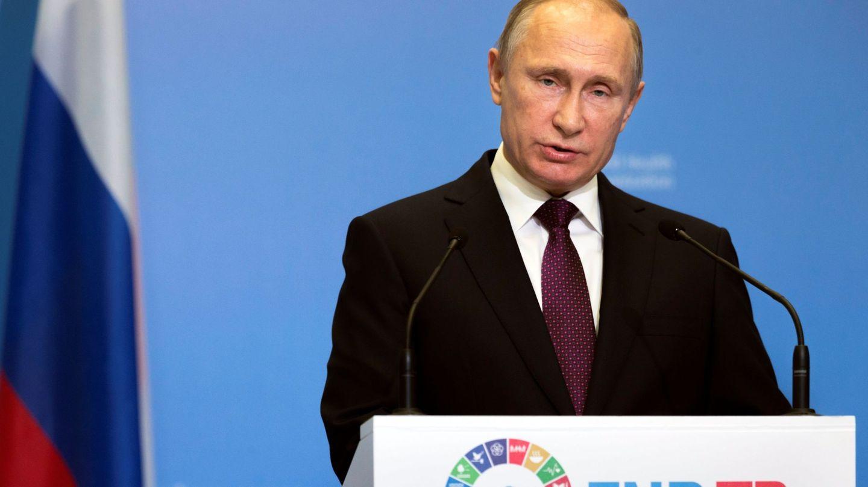 El presidente ruso, Vladímir Putin. (EFE)