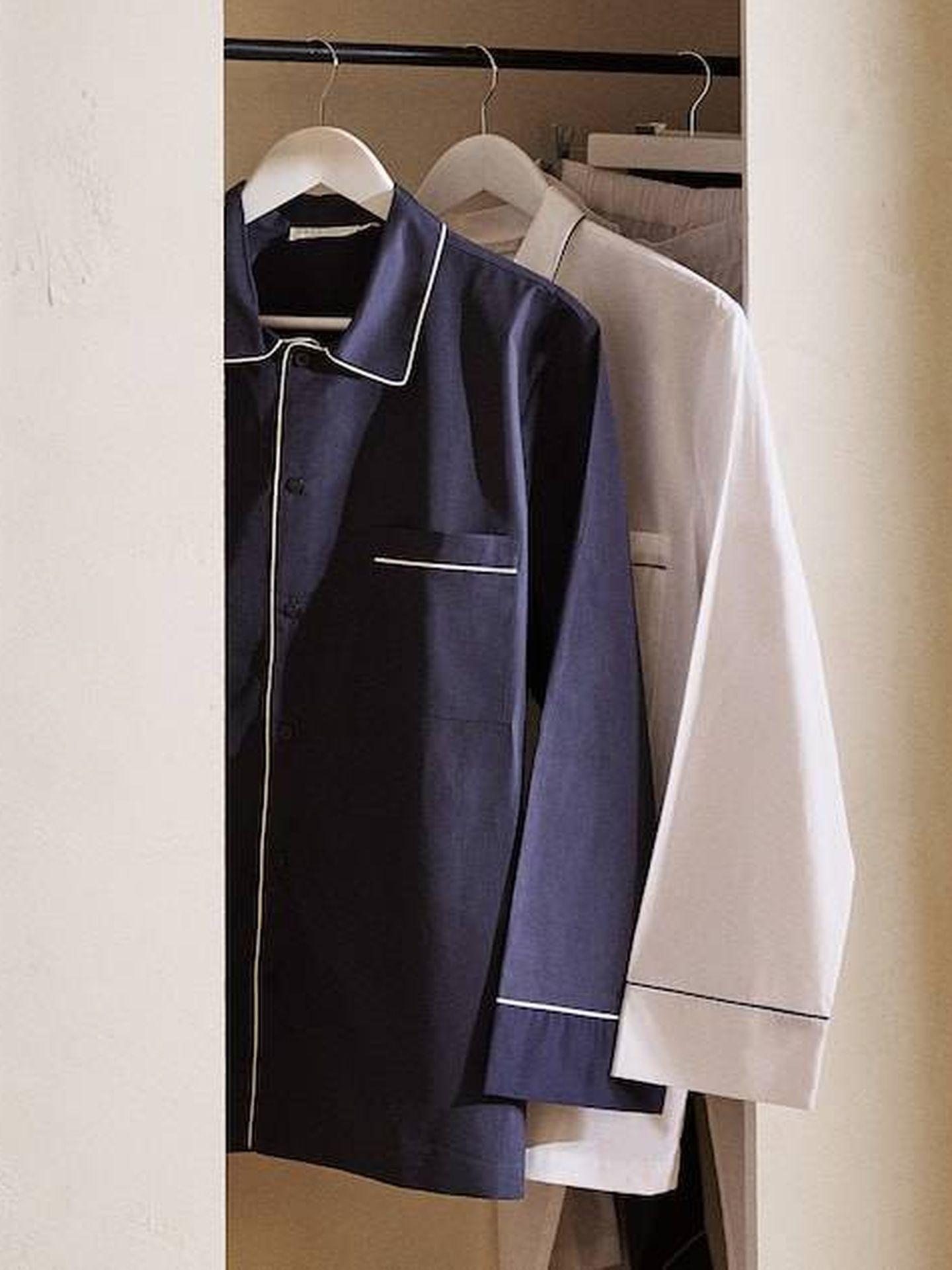 Pijamas personalizables de Zara Home. (Cortesía)