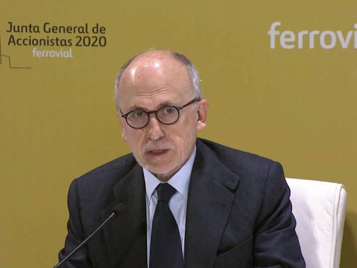 Foto:  Vicepresidente de Ferrovial, Óscar Fanjul (EFE)