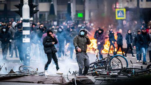 Temor en Moncloa de que lleguen a España los disturbios anticonfinamiento de Europa