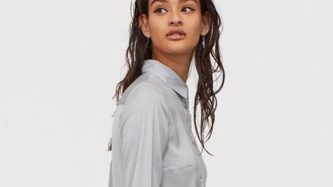 El vestido camisero de H&M que demuestra que el gris es el nuevo negro