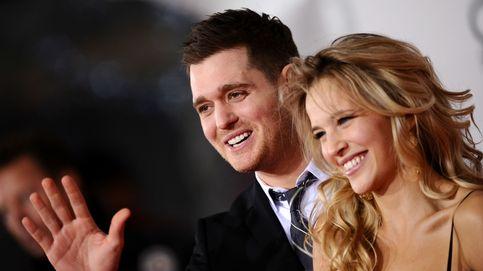 Michael Bublé y Luisana Lopilato se convierten en padres por segunda vez