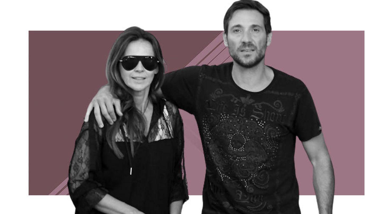 Olga Moreno y Antonio David Flores. (Vanitatis)