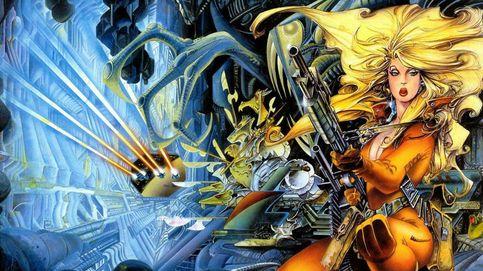 Cuando las portadas de videojuegos eran pequeñas obras de arte
