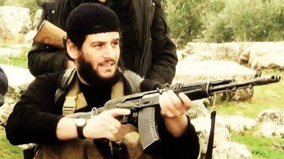 Foto: Abu Mohamed Al Adnani, en una imagen de la revista oficial del ISIS Dabiq