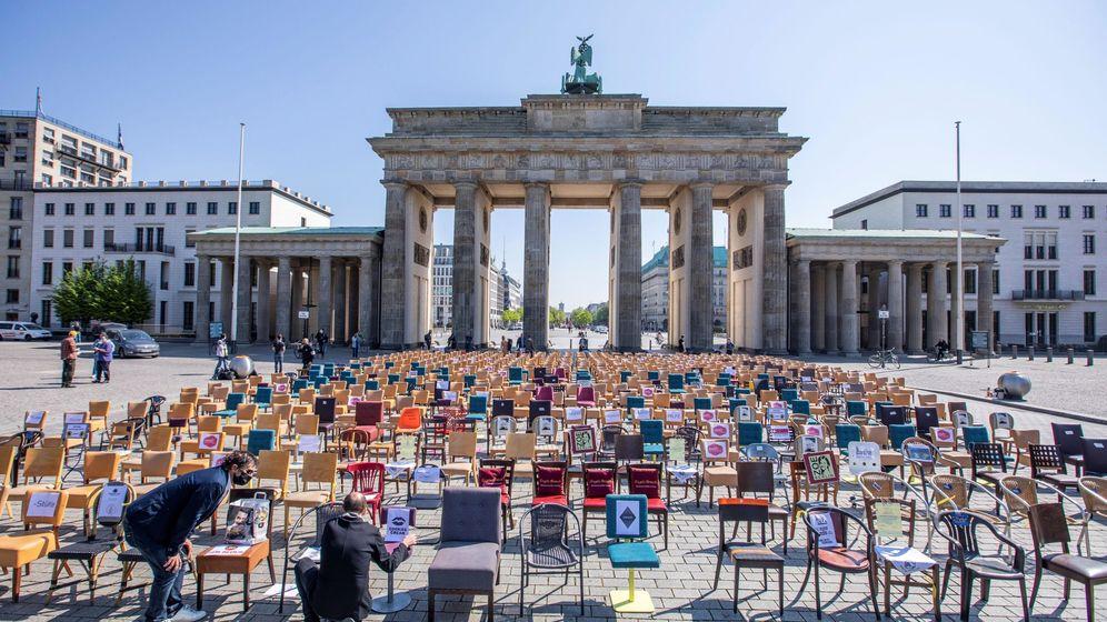 Foto: La confianza empresarial en alemania se hunde en abril a un mínimo histórico
