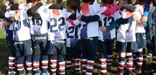 Post de El rugby como refugio para huir de los padres 'hooligans' del fútbol
