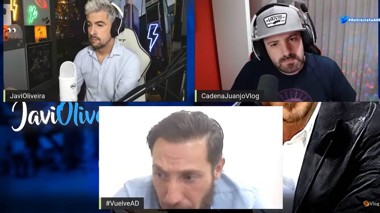 Entrevista de Antonio David Flores en el canal CadenaJuanjoVlog.