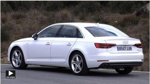 Audi saca su A4 más largo, más bajo y más ecológico (consume menos)