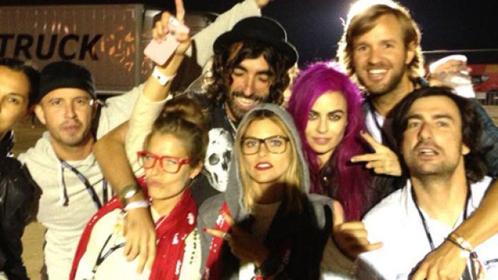Los 'cachorros' de la jet se van de fiesta a Lisboa