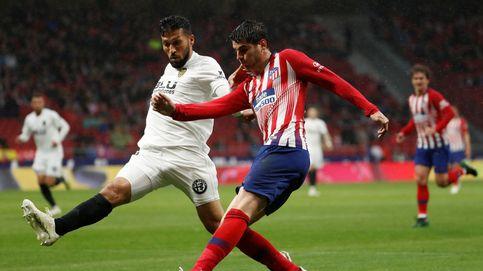Atlético de Madrid - Valencia en directo: resumen, goles y resultado