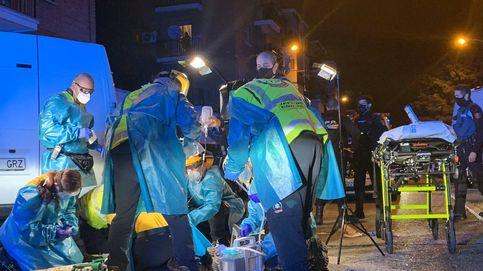 Dos jóvenes, uno menor, graves tras recibir varias puñaladas en Usera (Madrid)