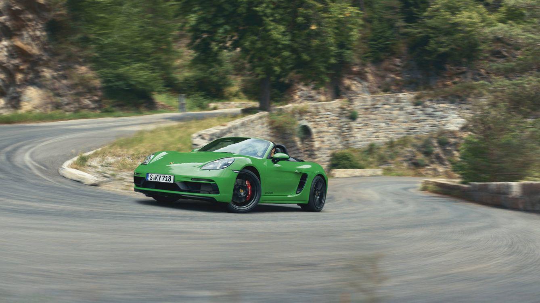 El paso adelante de los nuevos Porsche 718 GTS, el placer de conducir llevado al límite
