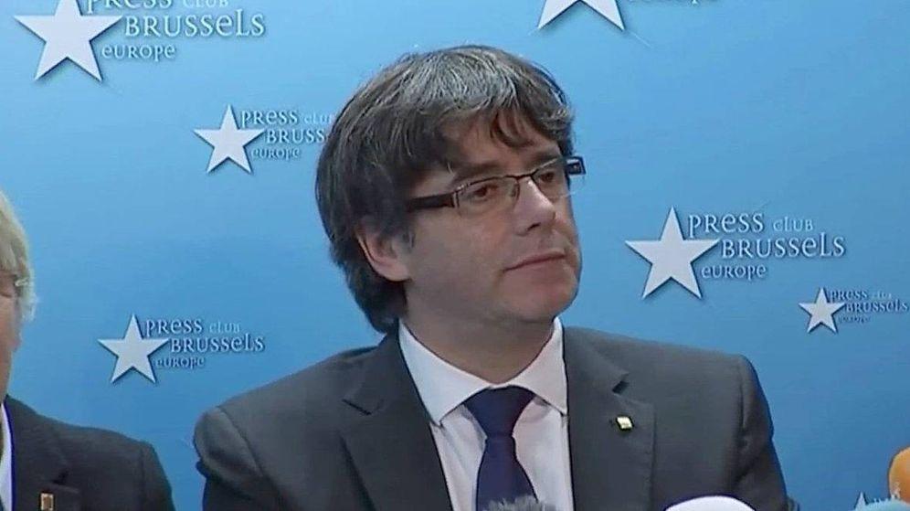 Foto: La JEC rechaza por unanimidad el acatamiento de Puigdemont desde Bélgica. (EFE)