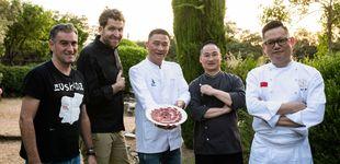 Post de Cinco Jotas celebra su 140 aniversario reuniendo a tres exclusivos chefs
