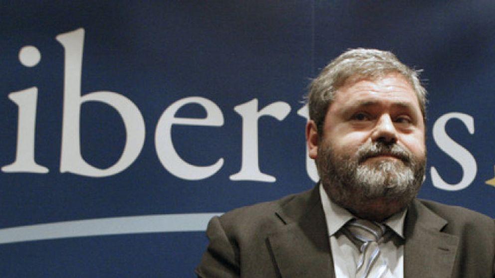 """Miguel Durán, candidato de Libertas: """"UPyD quiere comprar Ciudadanos a coste cero"""""""